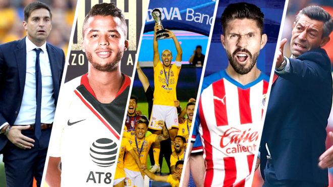 Los protagonistas de un nuevo torneo de la Liga MX.