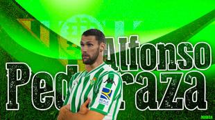 Pedraza, nuevo jugador del Betis