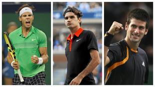 Nadal, Federer y Djokovic... ¿Los veremos en 2030?