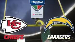 Chiefs vs Chargers en México