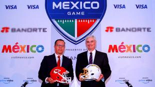 El Chargers y Chiefs se jugará en el Azteca