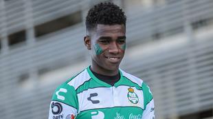 Félix Torres, refuerzo de Santos