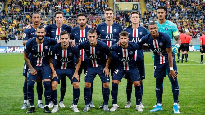 Liga Francesa: El PSG más español asusta en su primer partido de  pretemporada | Marca.com