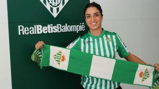 Martina Piemonte, nueva jugadora del Betis Féminas