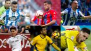 Los 6 futbolistas que llegan de LaLiga 123 al Eibar