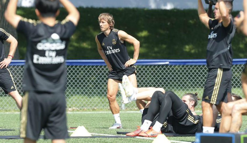 El perfil de Modric sería perfecto para el desarrollo del Milán
