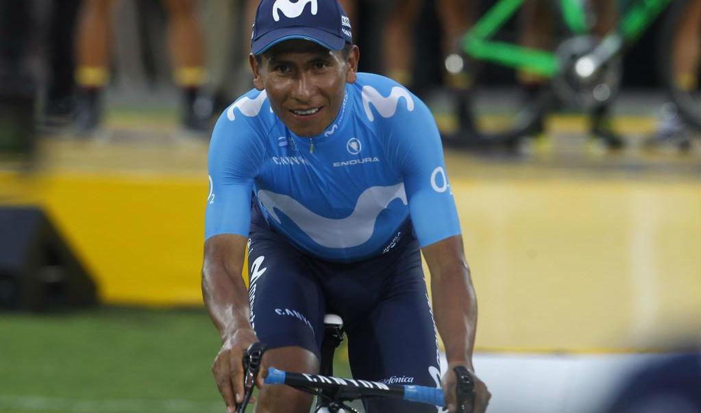 poco claro Converger aficionado  Ciclismo: Nairo Quintana fichará por el Arkea-Samsic | Marca.com