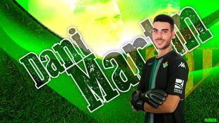 Dani Martín, nuevo portero del Betis