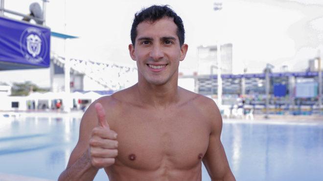 Rommel Pacheco asegura plaza olímpica para México