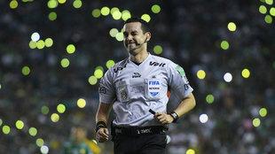 César Arturo Ramos se encargará del partido de la jornada