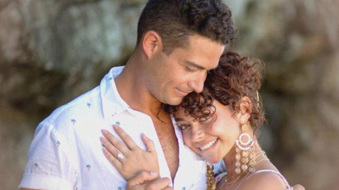 La actriz Sarah Hyland, de 'Modern Family', anuncia su compromiso con...
