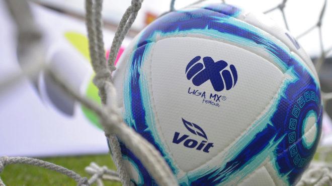 El balón del Apertura 2019 de la Liga MX