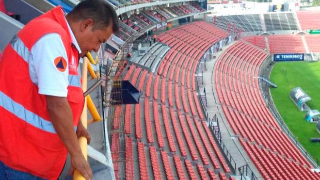 Atlético San Luis abriría su estadio ante Puebla sería su primer juego con aficionados en más de un año