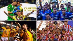 La Liga MX volverá a contar con una semana de descanso para cada...