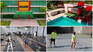 Instalaciones del Centro de Alto Rendimiento Niños Héroes en Nuevo...
