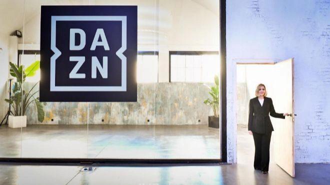 Veronica Diquattro, vicepresidenta ejecutiva de Dazn en España e...