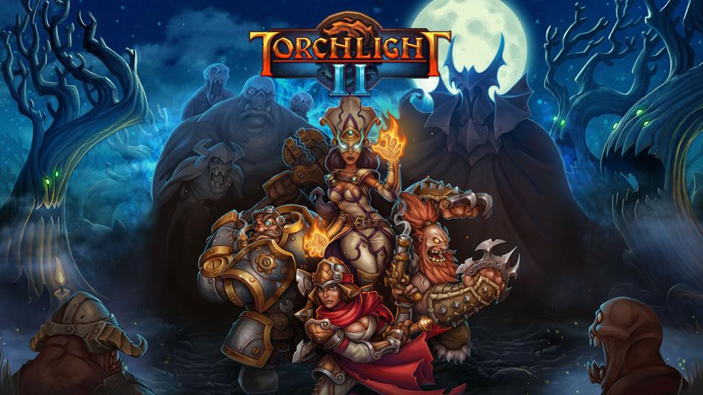 'Torchlight II'