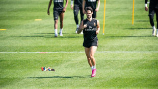 Isco training in Montreal.