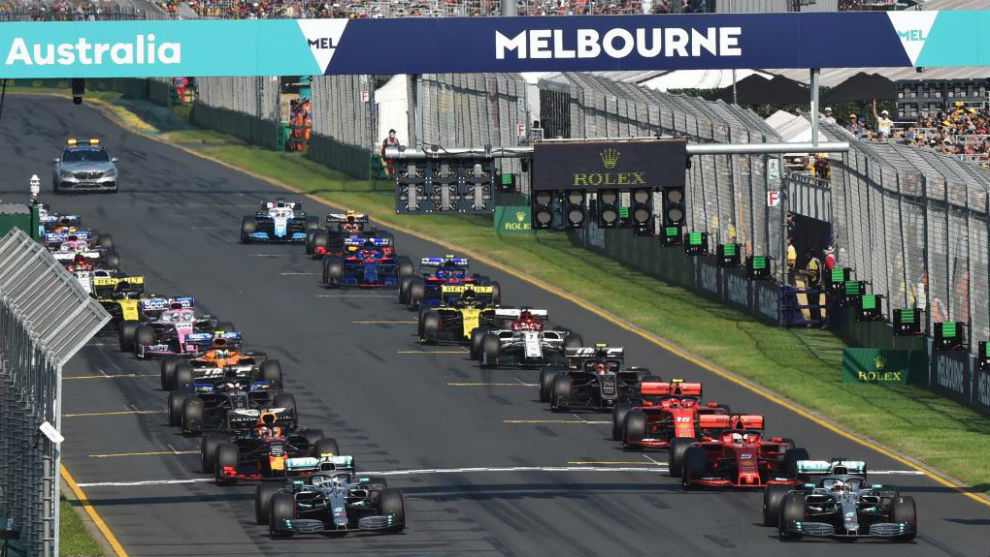 Calendario Formula 1 2020 Horarios.Formula 1 2019 Australia Renueva Hasta 2025 Montmelo Sigue