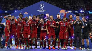 El Liverpool se proclama campeón de la Europa League 2018/2019.