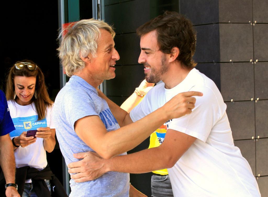 Alonso insiste en su desapego por la Fórmula 1