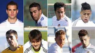 Los ocho jugadores salidos de 'La Fábrica'