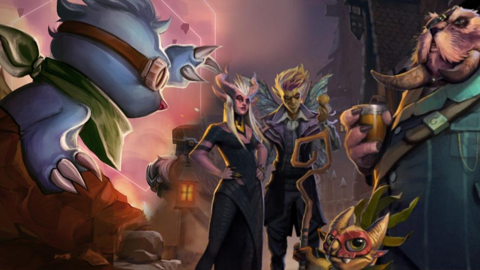 Riot Games | Valve