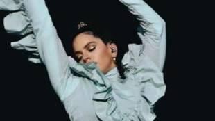 Rosalía ya es la cantante española con más oyentes mensuales de...