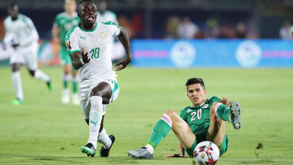 Argelia - Senegal: horario y dónde ver en directo la final de la Copa...
