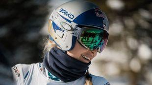 El documental de la mejor esquiadora de todos los tiempos está...