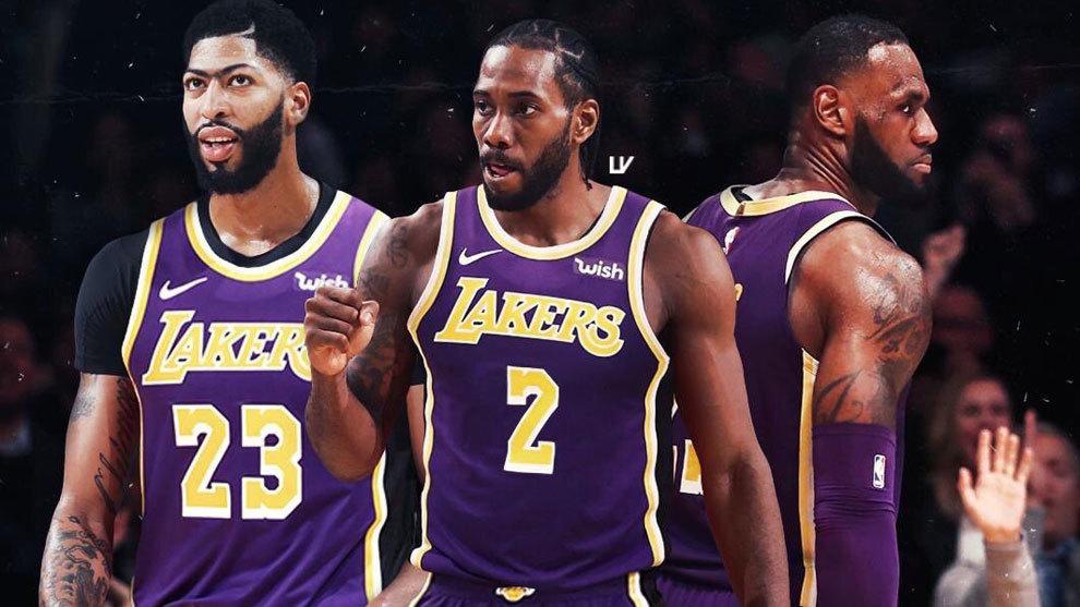 """NBA 2019: Los Lakers Acusan A Kawhi De """"jugar Con Ellos"""