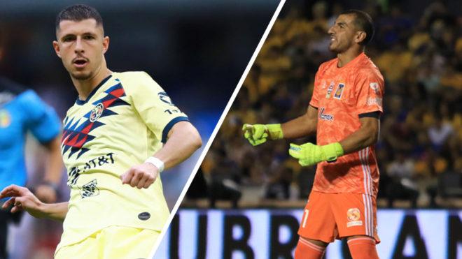 Los dos jugadores cumplieron 100 partidos con su club.