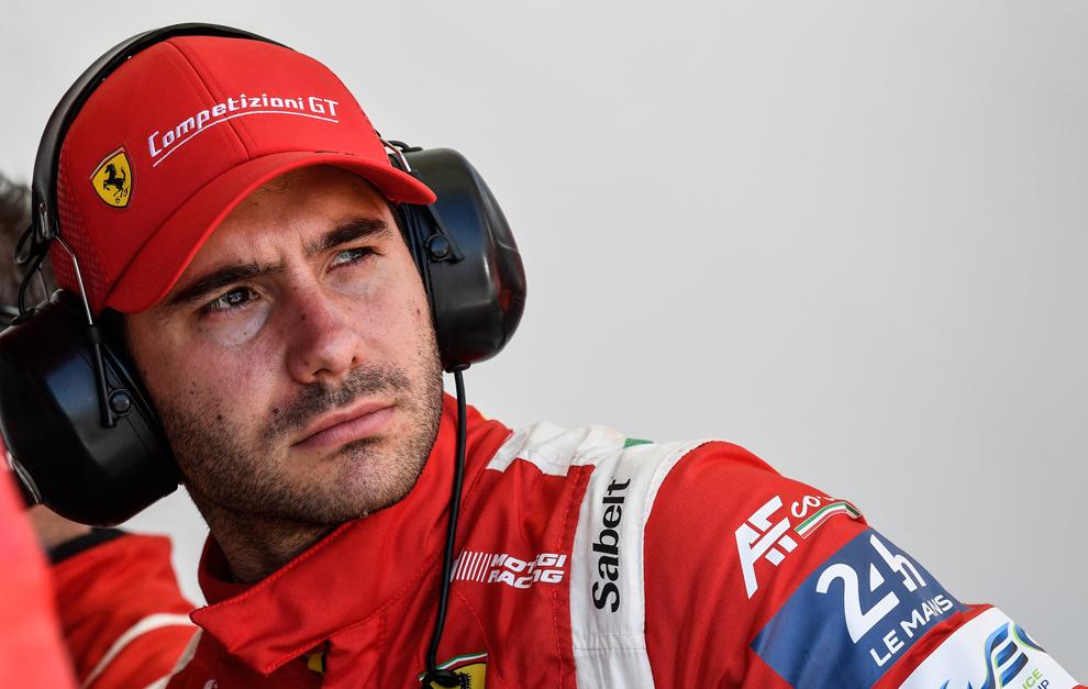 Miguel Molina (Ferrari)