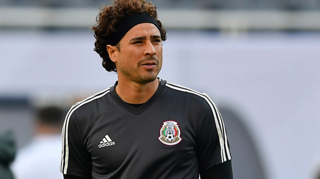 Ochoa quiere cambiar de equipo.