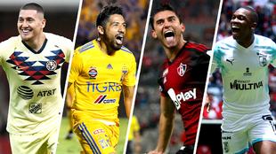 Dobletes, refuerzos, golazos; protagonistas de la jornada 1