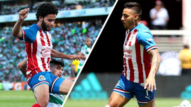 Huerta y Vega jugaron vs Benfica y Santos Laguna