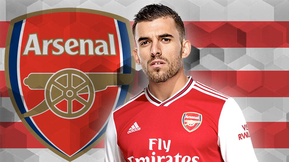 Calendario Arsenal.Real Madrid Official Dani Ceballos Joins Arsenal On Loan