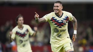 Castillo jugó 71 minutos en el partido ante Monterrey.
