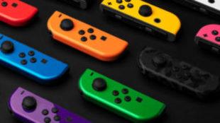 Los Joy-Con de Nintendo Switch tienen problemas en los joysticks