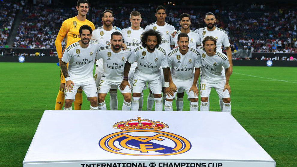 Real Madrid This Gum Can T Be Stretched Any More Marca In English