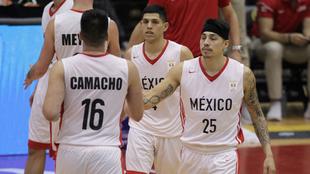Selección mexicana de básquetbol