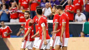 El Benfica consigue dramático triunfo.