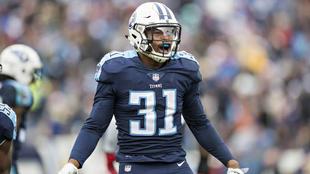 Titans renueva contrato a Kevin Byard.