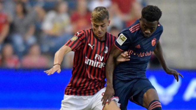 Calendario Ac Milan.The Maldini Legacy Continues At Ac Milan Daniel Makes His