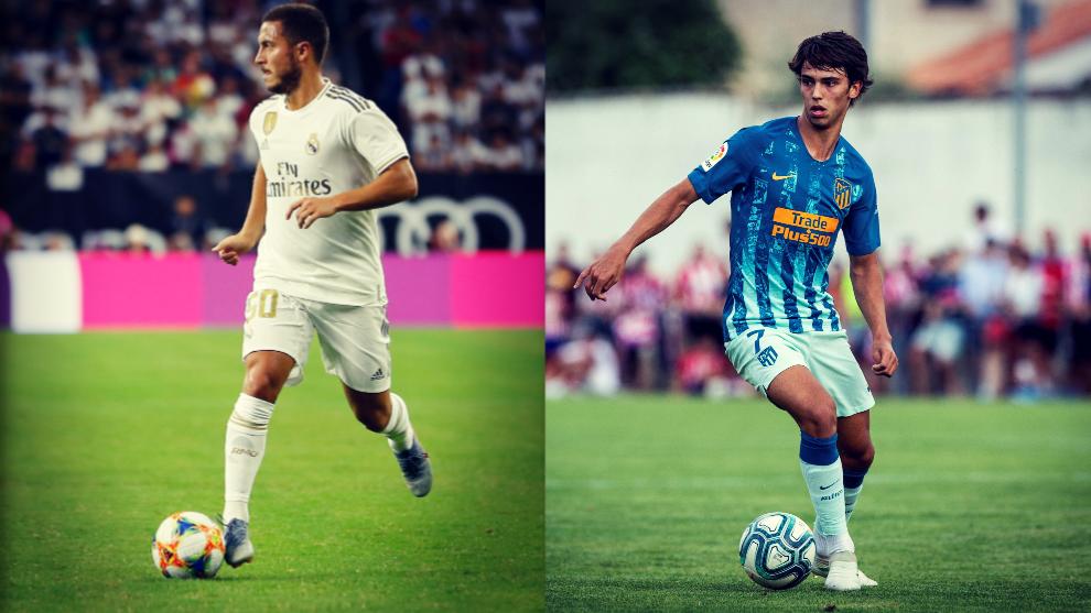 Apuestas Real Madrid vs Atlético: Supercuota 12.00 si Hazard y Félix...