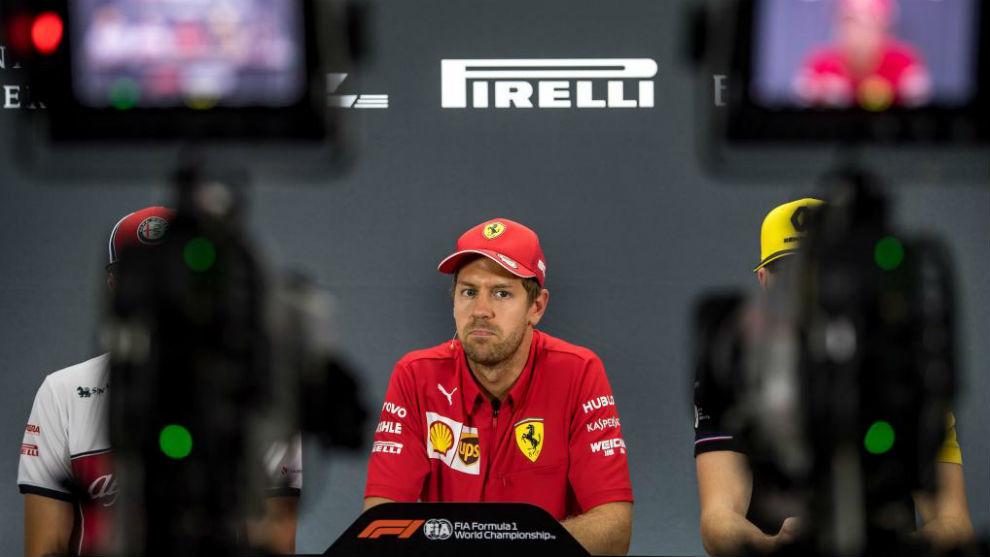 Pole para Hamilton y Sainz saldrá séptimo en el GP de Alemania
