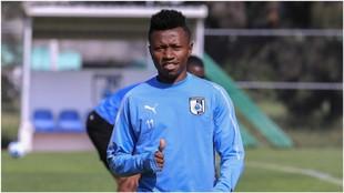 Clifford Aboagye, jugador de Querétaro, fue Balón de Bronce en el...