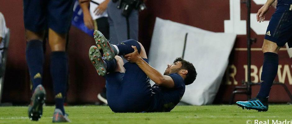 """Asensio: """"Hayotimda yangi chellenj boshlandi"""""""