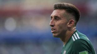 Héctor Herrera fue contundente con sus declaraciones sobre la...