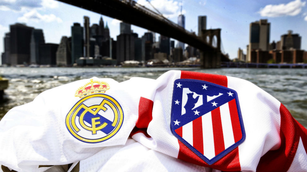 Atletico Madrid Thrashes Real Madrid in 10-Goal ICC Thriller